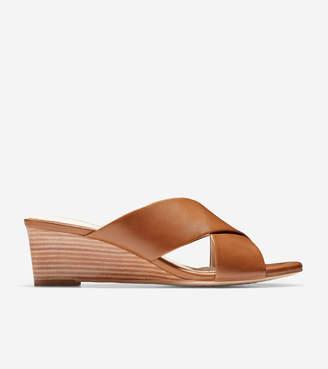 Cole Haan Adley Grand Wedge Sandal (50mm)
