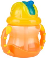 Nuby 2 Handle Straw Cup