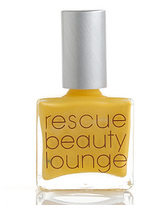 Rescue Beauty Lounge - Nail Polish (Yellow Fever) - 12ml