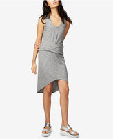 Rachel Roy Michele High-Low Gathered Tank Dress, Created for Macy's