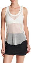 Zadig & Voltaire \nWeep Fishnet Tank