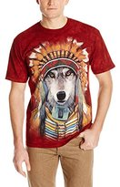 The Mountain Wolf Spirit Chief T-Shirt