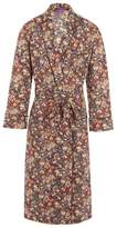 Liberty London Thorpe Long Tana Lawn Cotton Robe