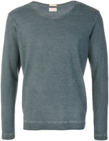Massimo Alba longsleeved T-shirt - men - Cotton/Cashmere - M