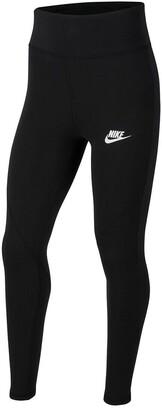 Nike Cotton Mix Leggings, 6-16 Years