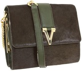 Vince Camuto Vince Square Shoulder Bag (Rifle Green) - Bags and Luggage