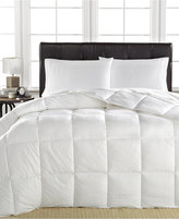 Lauren Ralph Lauren Overfilled Down Alternative King Comforter, AAFATM Certified Hypoallergenic, 100% Cotton Sateen Cover