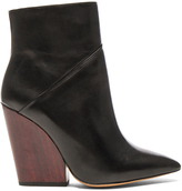 IRO Leather Lasdia Booties