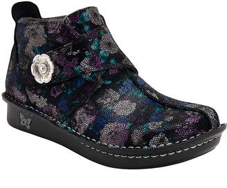 Alegria Women's Casual boots WINTER - Winter Formal Floral Caiti Leather Boot - Women