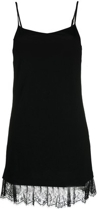 Twin-Set Lace-Trimmed Camisole