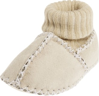 Playshoes Baby Wool Slippers Crawling Shoes