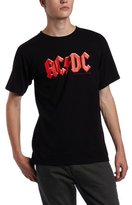 Impact Men's AC/DC Logo Classic Short Sleeve T-Shirt
