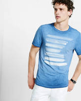 Express Watercolor Bars Graphic T-Shirt