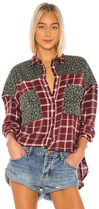 One Teaspoon Motley Shirt