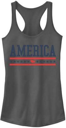 Juniors' America Star Struck Tank