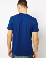 Bite By Dent De Man T-Shirt With Patterned Patch Pocket