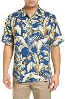 Tommy Bahama Blumenau Original Fit Silk Camp Shirt