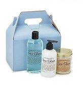 Sea Glass Scents Bath Gift Box