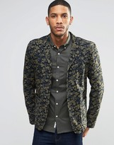 Farah Cotton Pocket Blazer