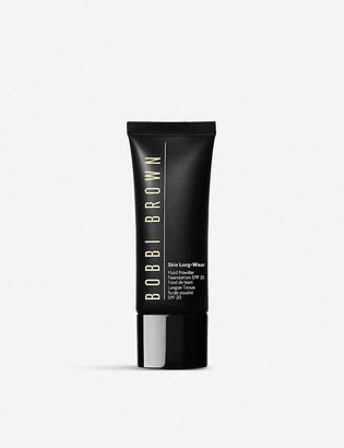 Bobbi Brown Skin Long-Wear Fluid Powder Foundation 40ml