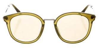 Gentle Monster Tinted Round Sunglasses