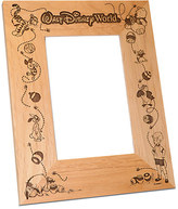 Disney Walt World Winnie the Pooh Photo Frame by Arribas - Personalizable