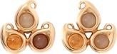 Tamara Comolli Camel Paisley Earrings
