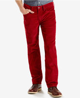 Levi's 514TM Straight Fit Bedford Corduroy Pants