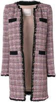 Pinko long tweed jacket
