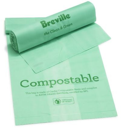 Breville Clean and Green Compostable Juicer Bags