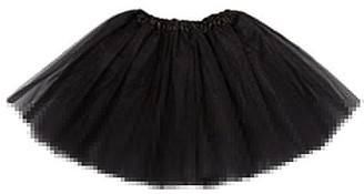 Homebaby   Girls Dress Girls' Tulle Ballet Tutu Skirt UK 2-7 Years