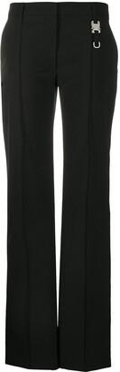 Alyx Black Bootcut Trousers