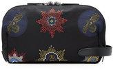 Alexander McQueen Printed Wash Bag