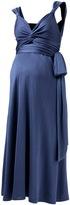 Isabella Oliver Midi Empire Dress