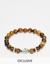 Reclaimed Vintage Bracelet With Buddha