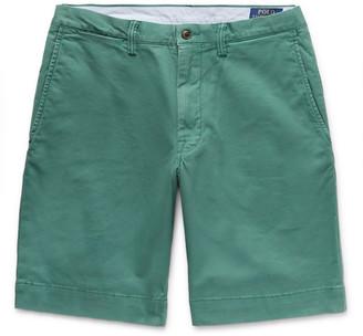 Polo Ralph Lauren Bedford Stretch-Cotton Twill Shorts