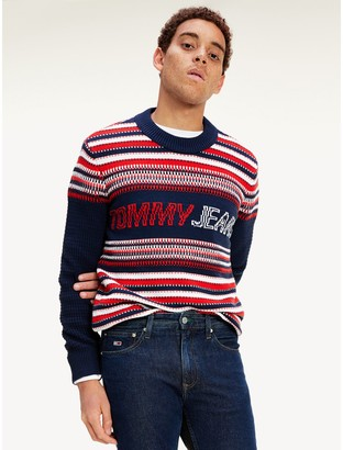 Tommy Hilfiger Logo Knitted Sweater