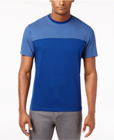 Alfani Men's Color Block T-Shirt, Only at Macy's