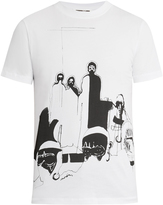 McQ by Alexander McQueen Masi-print cotton T-shirt