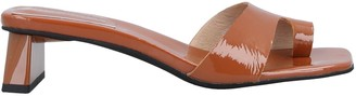 Jeffrey Campbell Toe strap sandals
