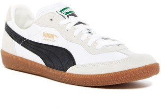 Puma Super Liga OG Retro Leather & Suede Sneaker
