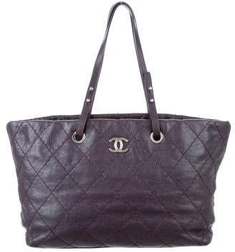 Chanel On The Road Tote