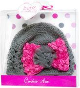 Baby Essentials Baby Girls' Crochet Hat