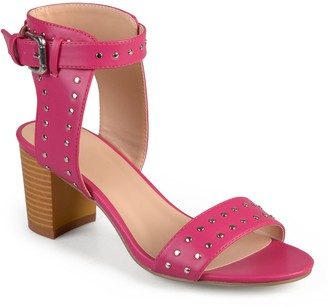 Journee Collection Mabel Women's Block Heel Sandals