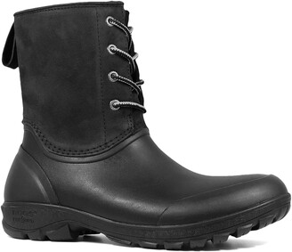 Bogs Waterproof Sauvie Snow Leather Boot