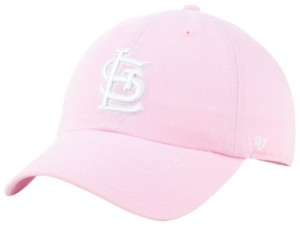 '47 St. Louis Cardinals Pink Clean Up Cap