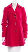 Etro Wool & Cashmere-Blend Coat