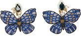 Mignonne Gavigan Butterfly Drop Earrings