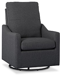 Bloomingdale's Bennet Slim Glider Chair