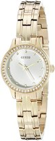 GUESS GUESS? Women's U0693L2 Feminine Watch with Self-Adjustable Bracelet